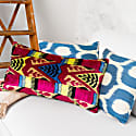 Silk Ikat Cushion image