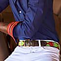 Hand-Beaded Maasai Jua Belt Wide image