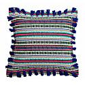 Bedawi Indigo Cotton Cushion image