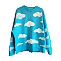 Blue Cloud Sweatshirt image