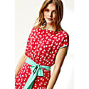 Cosrob Dress Red Hiawatha Print image