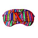 X Is For Xylophone Silk Eye Mask In Gifbox image