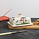 Toadstool Butter Dish image