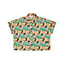 Short-Sleeved Tropical Shirt image