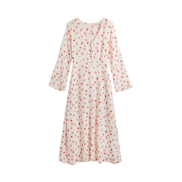 RADISH Bo Midi Dress