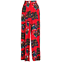 Red Lilies Trousers image