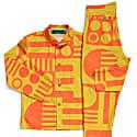 Paradox Paprika Organic Cotton Pyjama Suit image