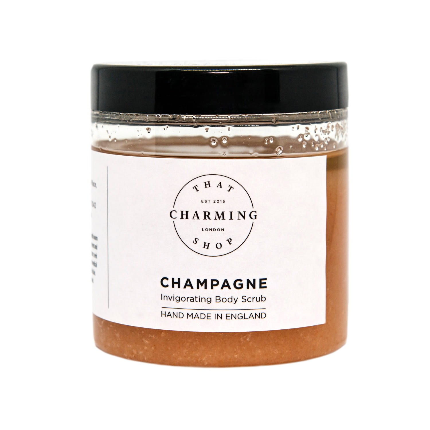 That Charming Shop - Strawberry Daiquiri & Champagne Body Scrub Gift Set