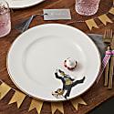 The Wonderful Alphonso Bone China Dinner Plate image