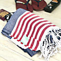 Mariner Stripe Hammam Towel image