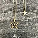 Star Pendant In Silver image