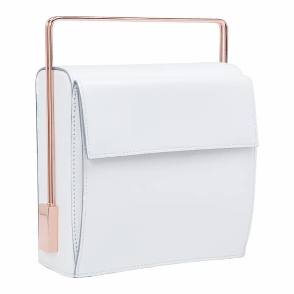 LAUTĒM Temptation Bag White
