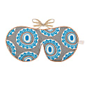 Limited Edition Eye Mask Tallentire House Byzantine Blue image
