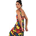 Geometric Print Dress image