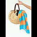 Cabana Stripe Hammam Towel image