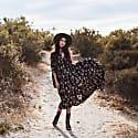 Cactus Blossom Caftan image