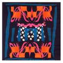 Multicolour Large Square Scarf image