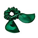 Silk Scrunchie Brigitte Green image