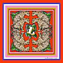L For Leopard Alphabet Print image