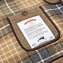 Water Repellent Wool Duffle Coat - Mushroom image