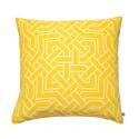 Istanbul Yolk Yellow Cushion image