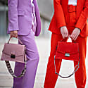 Kate Handbag Yellow Suede image