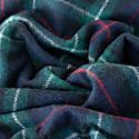 Recycled Wool Blanket In Mackenzie Tartan image