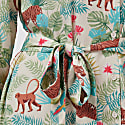 Reva Daybreak Jungle Shirt Dress image
