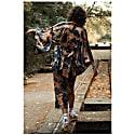 Kimono Doomed Voyage Print image
