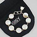 Metal Moon Bracelet image