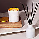 F.Y.G Caribbean Waters Natural Wax Scented Candle image