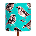 Flight Lampshade Aqua image