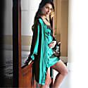 Ariana Emerald Luxury Robe image