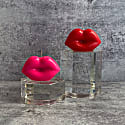 Kiss Me Lips - Red & Pink image