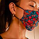 Dane 100% Liberty Cotton Face Mask image