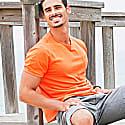 Margarita Pocket T-Shirt in Orange image