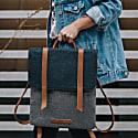 Kyoto Backpack Bi Color Blue image