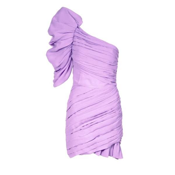 FONTANA MILANO Alexis Lavender Dress