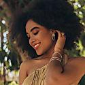 Alma Golden Studs image
