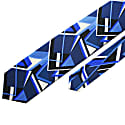 The Abstract Tie Royal Blue image