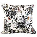 Tonal Character Polka Print Cushion image