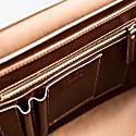 Mod 206 Briefcase in Cuoio Havana image