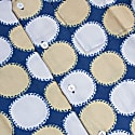 Selleck Short Sleeve Shirt - Blazing Monaco Blue image