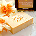 Luxury Exfoliating Orange Blossom Creamy Soap image