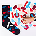 Hey Flake Socks By Hey Studio image