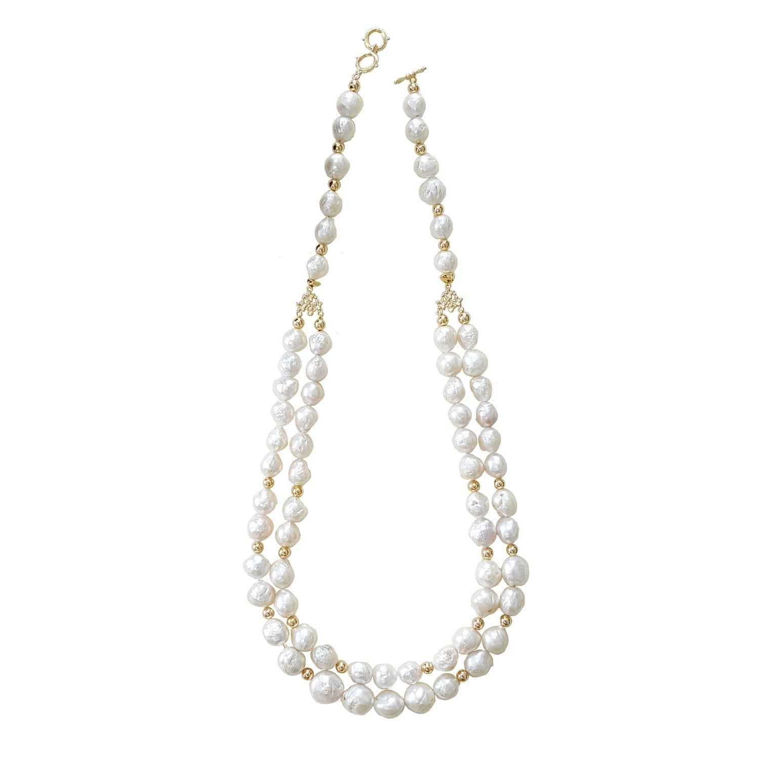 cultured freshwater products necklace pearl irregularly strand single webres black irregular pearls shaped