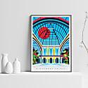 Alexandra Palace London Art Print image
