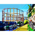 Bethnal Green Gas Holders image
