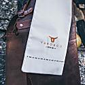 Natural Leather Apron - Cognac B image