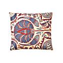 Babylon Myrtle Suzani Ikat Double Sided Luxury Heritage Design Cushion image